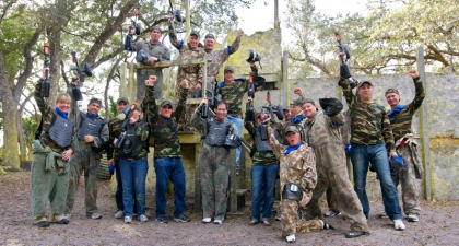 the paintball champions
